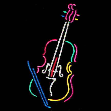 Color Violin